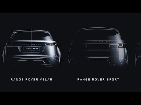 HOT NEWS 2018 Range Rover Velar