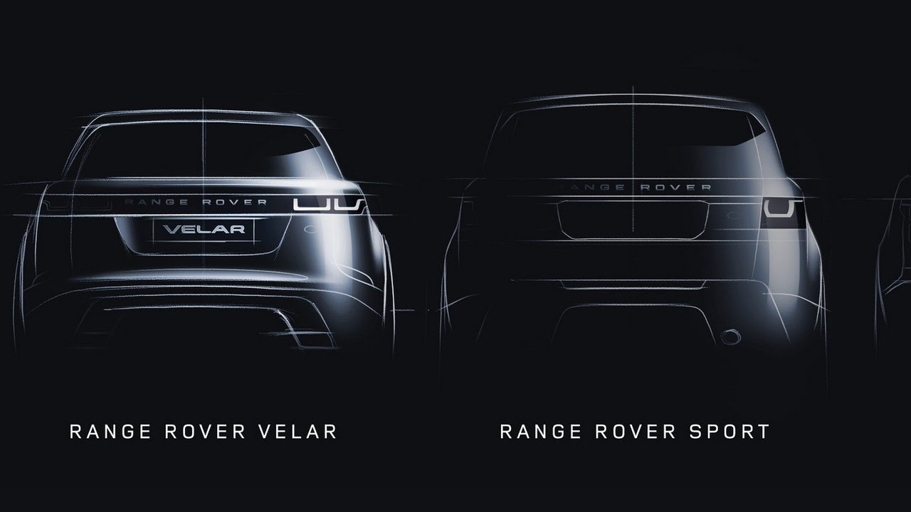 2018 land rover commercial. perfect land hot news 2018 range rover velar and land rover commercial