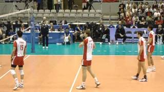 2012 FIVB Volleyball World League Tournament in Toronto - Canada/Poland