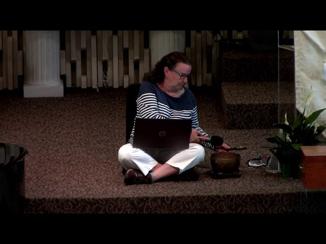 5-30-2021 Sunday Morning Meditation