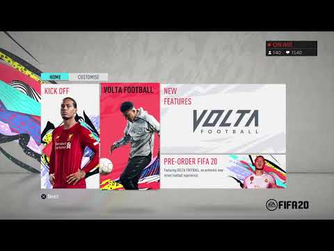 **LIVE** FIFA 20 EA ACCESS - WHEN WILL IT COME OUT?