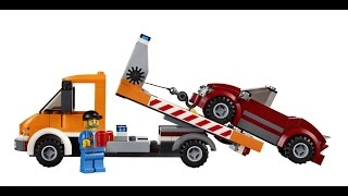 Lego City Flatbed Truck, Toys For Kids