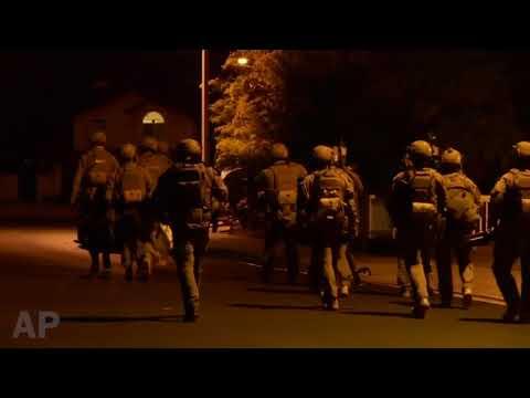 US conducts raids on drug cartel suspects