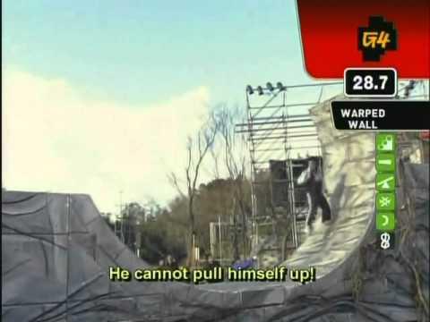 Ninja Warrior - Shane Kosugi