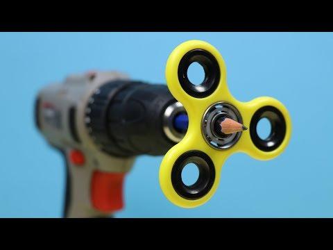 3 Awesome Fidget Spinner Tricks life hacks