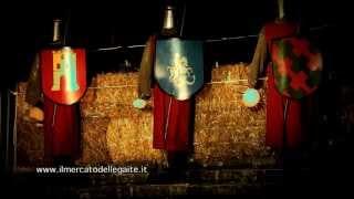 Mercato delle Gaite di Bevagna Trailer 2013