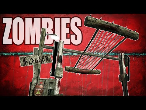 DEATH BY FLOGGER! (Call of Duty Custom Zombies) - YouTube