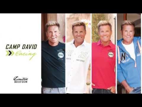 beauty new specials buy good DIETER BOHLEN Racing – die streng limitierte CAMP DAVID ...