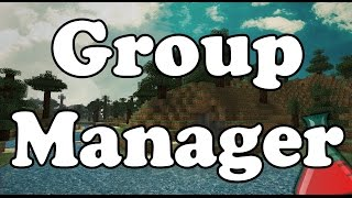 GroupManager Prefix & Suffix Tutorial - Minehut