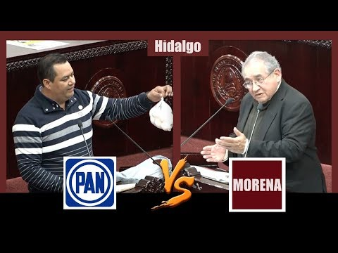 Dip. Ricardo Baptista (MORENA) VS Dip. Asael Hernández (PAN)