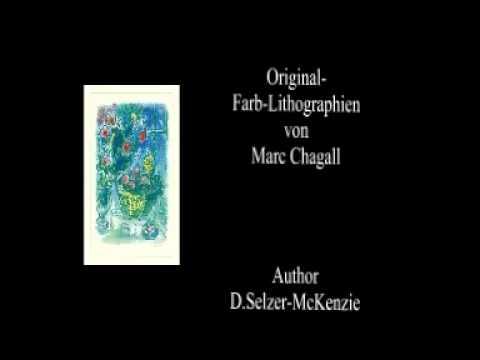 Marc Chagall Original Farblithographien  -- SelMcKenzie Selzer-McKenzie