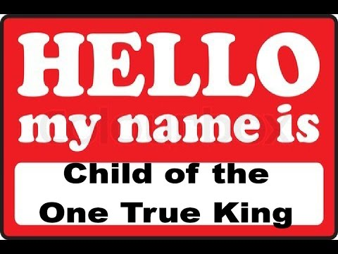 Hello My Name Is - Karaoke - Always Glorify GOD!!!