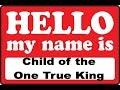 Hello My Name Is - Karaoke - Always Glorify GOD!!!