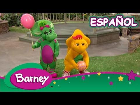 Barney Episodio Completo -  Jefe de Rastro Barney