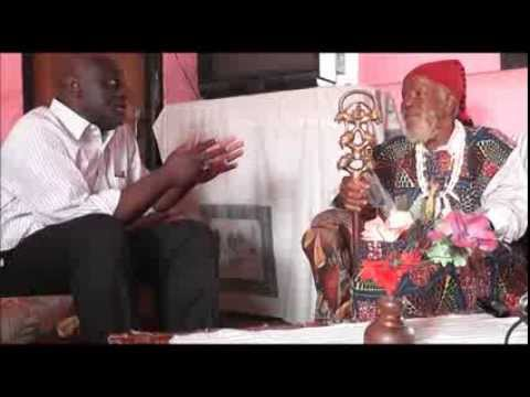 Chrismas Ebini chats with Chief Ayamba,Chairman of Southern Cameroons National Council(SCNC)