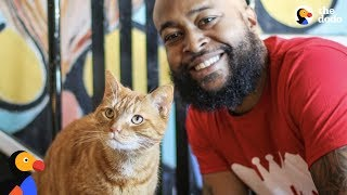 Guy Traps Cats To Save Their Lives - TrapKing  | The Dodo