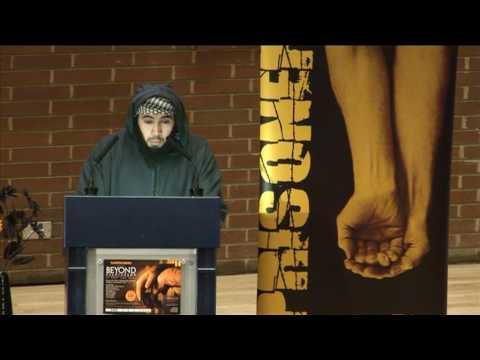 Cageprisoners: Beyond Guantanamo Event - Moussa Zemmouri