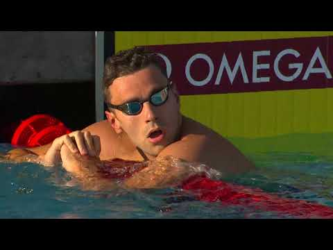 Men's 200m Free A Final | 2018 Phillips 66 National Championships