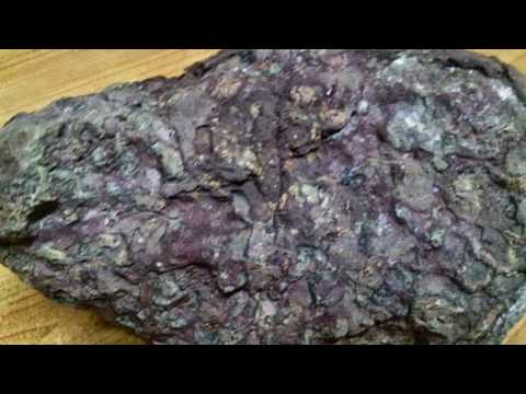 kimberlite in Diamonds Natural f