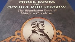 Agrippa's Three Books of Occult Philosophy - Esoteric Book Review