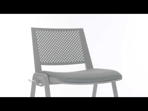 Kentra chair by Brado