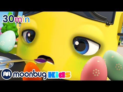 --buster's-tummy-ache-|-moonbug-kids-|-little-baby-bum-|-go-buster-|-morphle-|-gecko