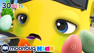 Buster's Tummy Ache | Moonbug Kids | Little Baby Bum | Go Buster | Morphle | Gecko