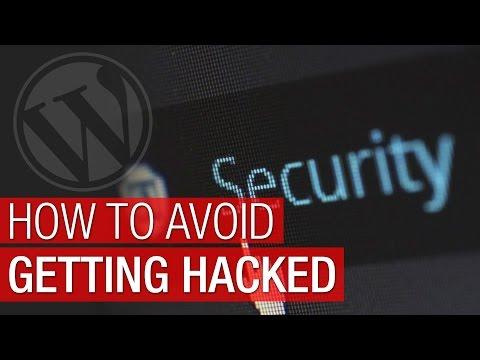 Improve WordPress Website Security & Avoid Getting Hacked! - 동영상