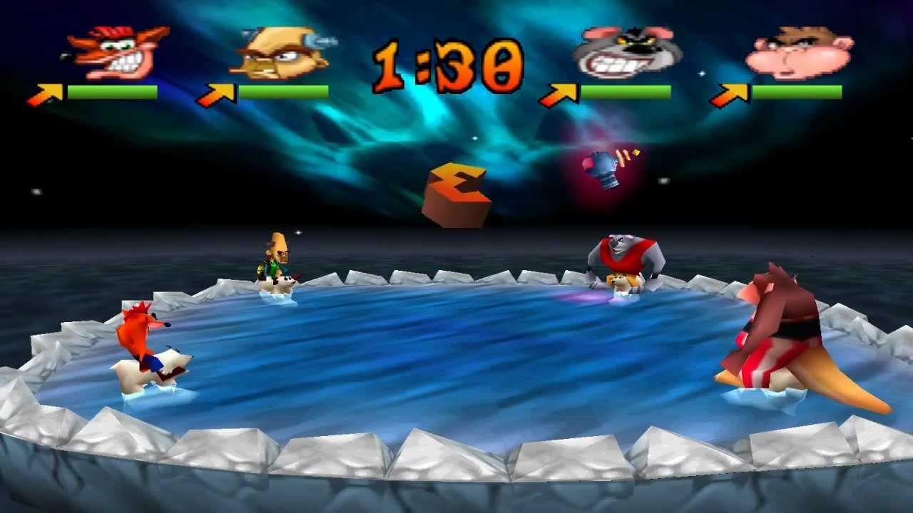 Crash Bash PS1 ROM #6