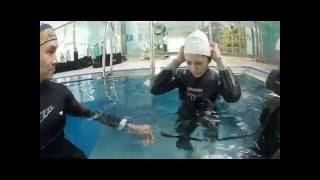 스킨스쿠버 다이빙 - 오픈워터 교육