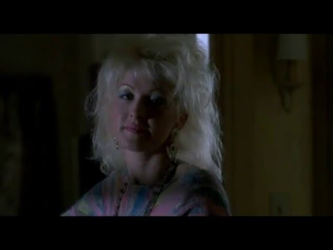 Vibes - Gun scene (Cyndi Lauper Movie Clip)
