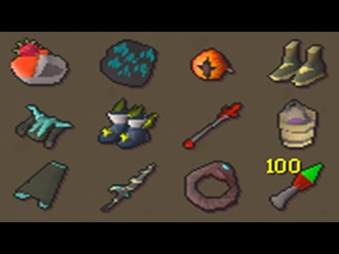 Testing All NEW Items (Dragon Hasta, Dragon Hunter Lance, Knives) OSRS