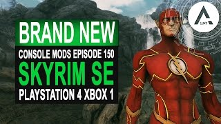 5 BRAND NEW Console Mods 150 Skyrim Special Edition PS4 XB1 PC