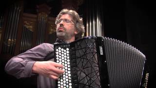 Improvisation (accordion) on Badinerie from Orchestral Suite No. 2 BWV 1067 - J.S. Bach