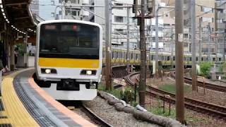 JR東日本 飯田橋駅 移設前(2020年)
