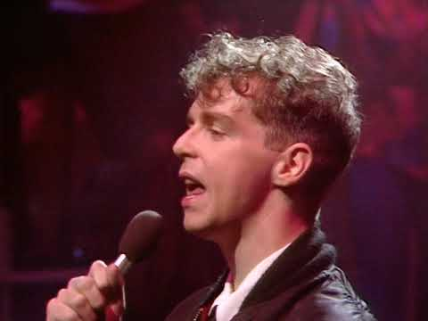 Pet Shop Boys - West End Girls On Top Of The Pops 09/01/1986