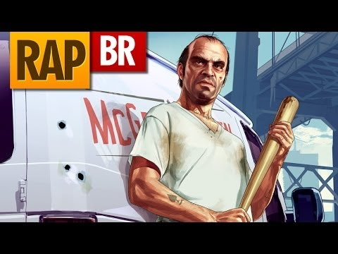 Rap do GTA 5 | Tauz RapGame 05