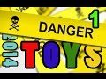 DANGER TOYS 2014 recalled toys - part ONE - Product Recall Dangerous Toys ALERT | Beau's Toy Farm