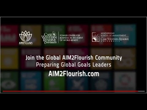 Join the Global AIM2Flourish Community