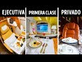 Primera clase vs. Clase Ejecutiva: ¿Cuál es la diferencia ...