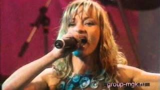 """Группа """"МГК"""" - Свечи (live)"""