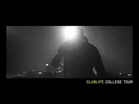 Tiesto - CLUBLIFE College Tour 2017