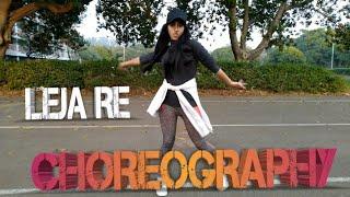 Leja Re | Dance Video | Choreography | Priyanka | DLdance