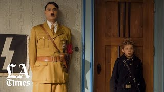 """Taika Waititi on Hitler and the importance of comedy in """"Jojo Rabbit"""""""
