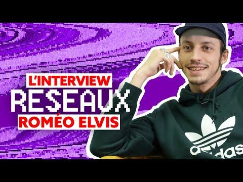 Roméo Elvis Interview Réseaux : Vald tu stream ? Booba tu follow ? Kylie Jenner enceinte tu match ?