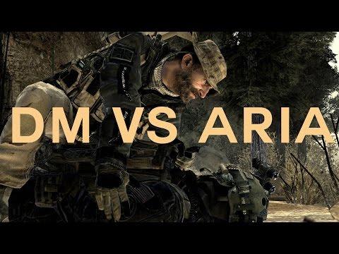 dM vs Aria