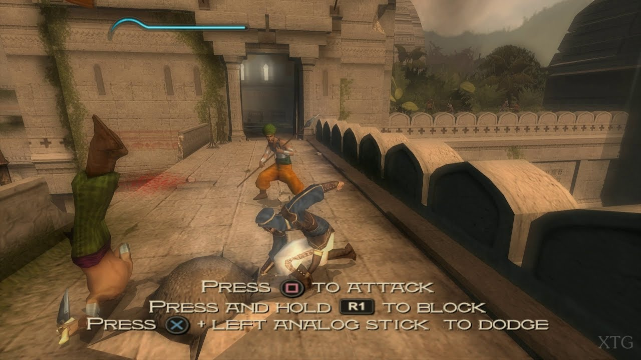 Prince Of Persia The Sands Of Time Ps2 Gameplay Hd Pcsx2 Youtube