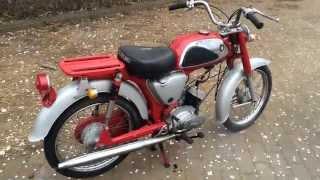 スズキ K50/D-2 1968年