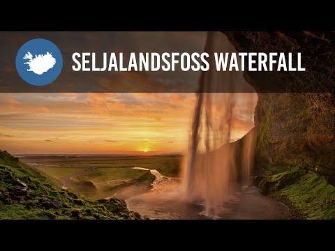 SELJALANDSFOSS WATERFALL - Top Locations in Iceland