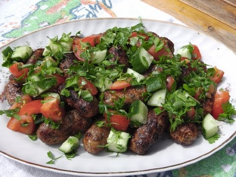 "CYPRIOT SAUSAGES ""SHEFTALIES"" - STAVROS' KITCHEN - CYPRIOT AND GREEK CUISINE"